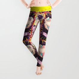 """""""don't be a dick - play with a dick"""" Leggings"""
