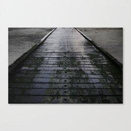 The Slipway Canvas Print