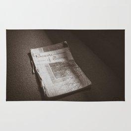 Hymn Book 2 Rug