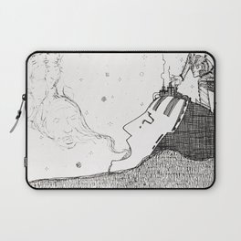 He freed their souls Laptop Sleeve
