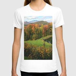 Warren Vermont Foliage T-shirt