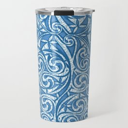 Celtic Warrior woad Travel Mug