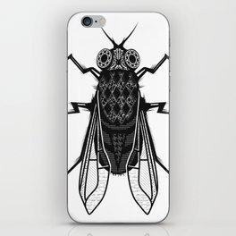 A housefly iPhone Skin