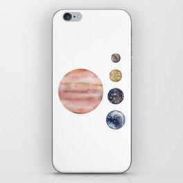 Jupiter & Moons iPhone Skin