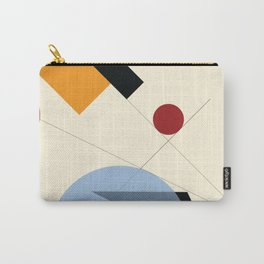 Bauhaus Carry-All Pouch