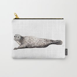 Harbour Seal Carry-All Pouch