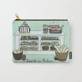 British Bakery Carry-All Pouch