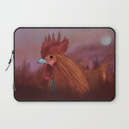 Fire rooster Laptop Sleeve