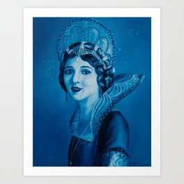 Fairy Godmother Art Print