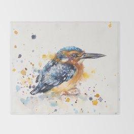 Kingfisher Lane Throw Blanket