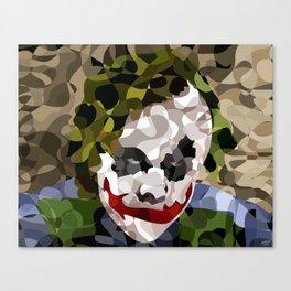 That Joker Canvas Print