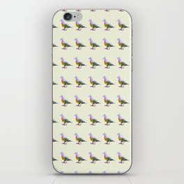 Fruit Dove Watercolour iPhone Skin