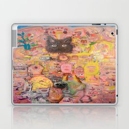 Pink Nightmare Laptop & iPad Skin