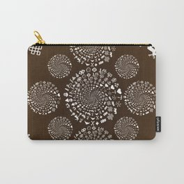 Coffee Lovers Mandala Carry-All Pouch