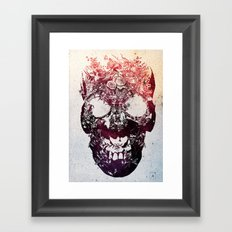 SKULL Framed Art Print