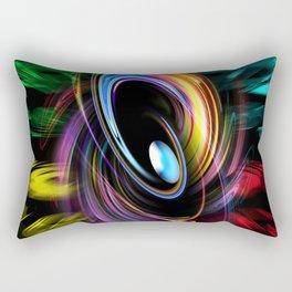 Abstract perfection 46 Rectangular Pillow