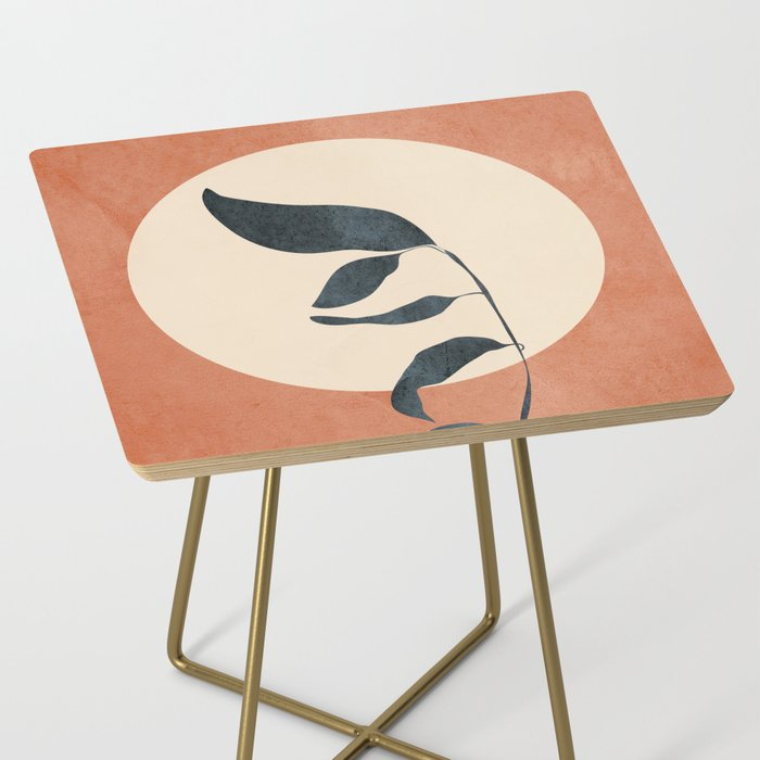 Summer Leaves Side Table