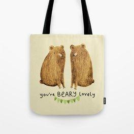 Beary Lovely Tote Bag
