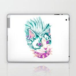 Punk Cat Laptop & iPad Skin