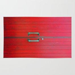 Church Door  Rug