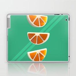 Orange Chew Candy Laptop & iPad Skin