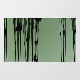 Forest Silhouette by Seasons K Designs Rug