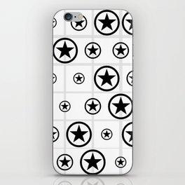 Army stars iPhone Skin