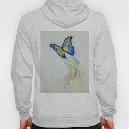 Opal Butterfly Hoody