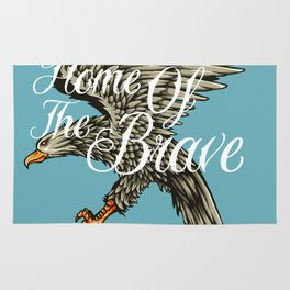 Home of the Brave Rug