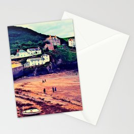 Doc Martin's House at Portwenn Stationery Cards