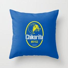 Johto Produce (EN) Throw Pillow