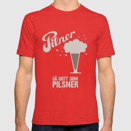 Pilner - Så gott som pilsner T-shirt