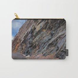 Living on the Edge Carry-All Pouch