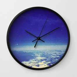 Stratusphere Wall Clock