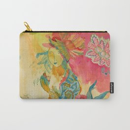 Cantalily Shells by Kimberly Hodges Carry-All Pouch