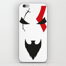 War God iPhone Skin