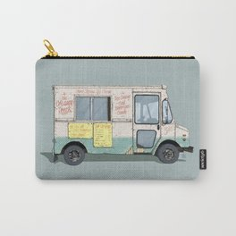 American Ice Cream Truck Carry-All Pouch