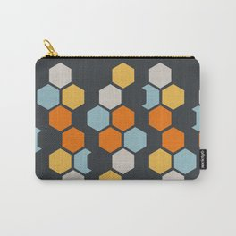 Sam (Gray Blue) Carry-All Pouch