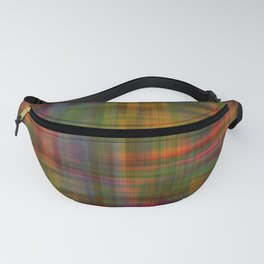Multicolored Abstract Modern Pattern Fanny Pack