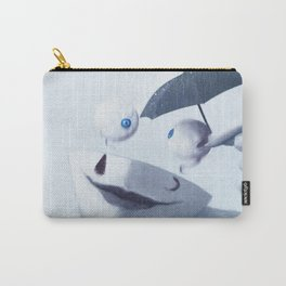 BLUE TONE Carry-All Pouch