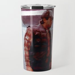 Seabass And Manly Love - Dumb And Dumber Travel Mug
