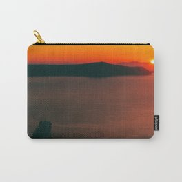 Sunset .i Carry-All Pouch