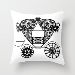 Coach. King. Throw Pillow