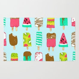 Ice Cream Time Rug