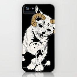 Hellcat iPhone Case