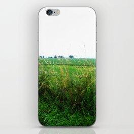 Fence & Field iPhone Skin