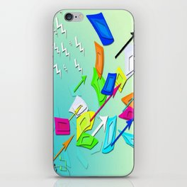 Cell Escape iPhone Skin