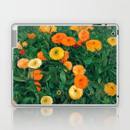Marigolds by Koloman Moser, 1909 Laptop & iPad Skin