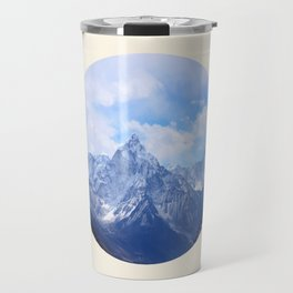 Himalayan Mountains Travel Mug