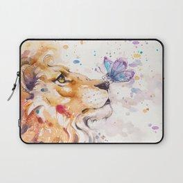 Finn's Lion Laptop Sleeve